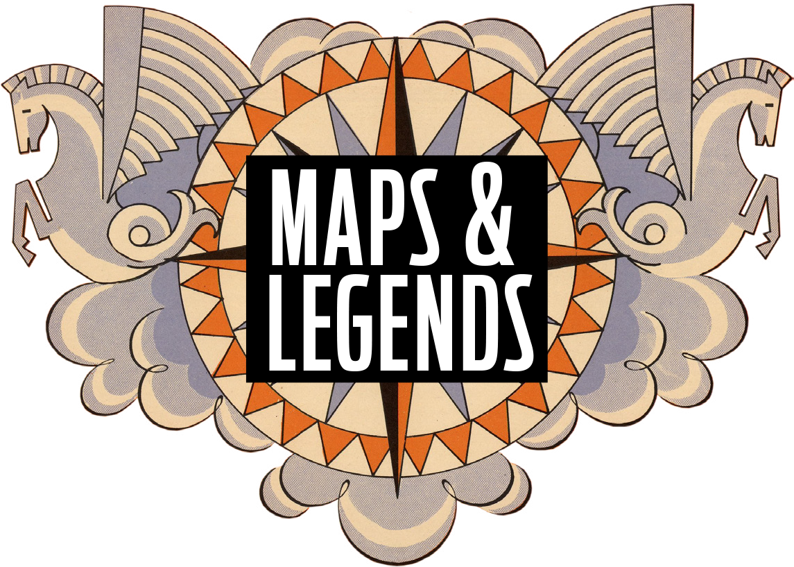 Fall 2019 Logo Maps and Legends
